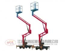 Bent arm lift
